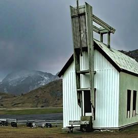 Lofoten Vik Church by Norma Brandsberg