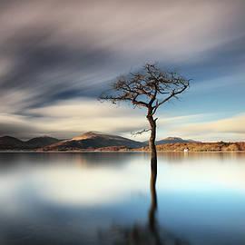 Lomond Reflection by Grant Glendinning