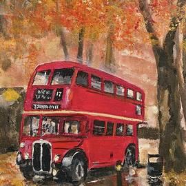 London by Alan Lakin