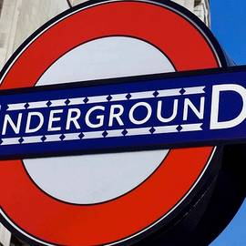 London Underground by Joe Vella
