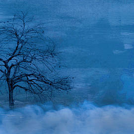 Lone Tree ... by Judy Foote-Belleci