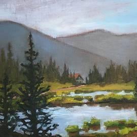 Long Road Home by Nancy Avalon