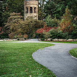 Longwood Gardens-A Walk to the Chimes Tower by Judy Wolinsky
