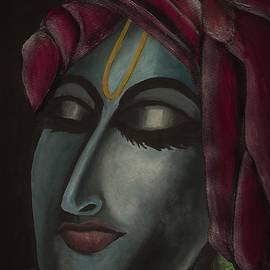 Lord Krishna by Tara Krishna