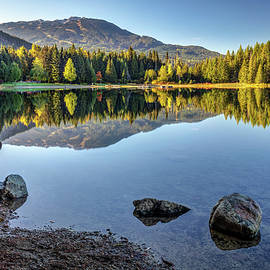 Lost Lake from Dog's Beach by Pierre Leclerc Photography