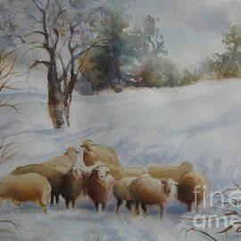Lost sheep by Elena Oleniuc