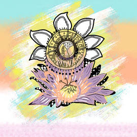 Lotus Flower by Marshal James