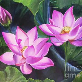 Lotus Swag by Dipali Shah