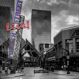 Louisville Fourth Street by Alexey Stiop