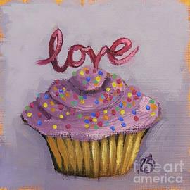 Love Cupcake by Lucia Stewart