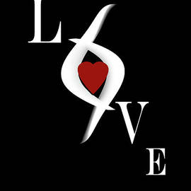 Love From The Heart 2 by Dee Jobes Photography