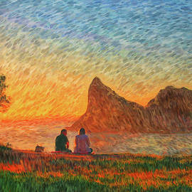 Love in Hout Bay by Michael Durst