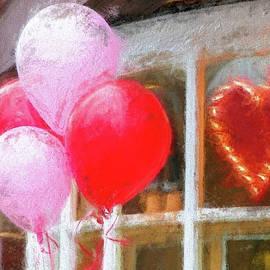 Love is in The Air by Linda Bielko