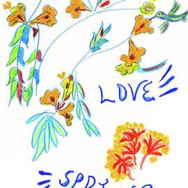 Love Springs by Meryl Goudey