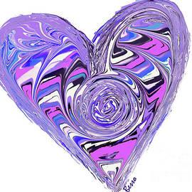 Love Swirls by Marlene Rose Besso