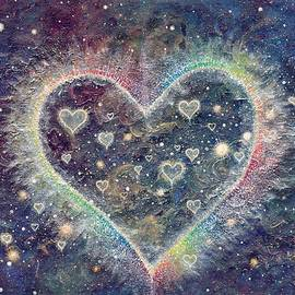 Love, the Most Powerful Force in the Universe, centered by Jana Parkes
