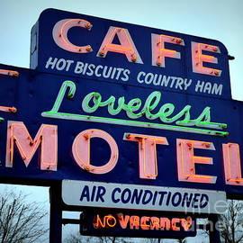 Loveless Cafe by Betsy Warner