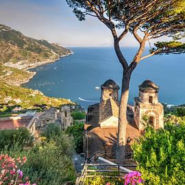 Lovely Amalfi coast by Stefano Politi Markovina