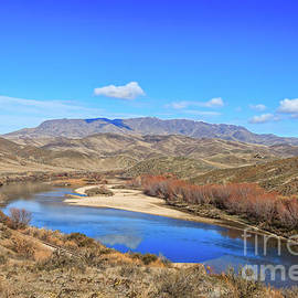 Lower Payette River by Robert Bales
