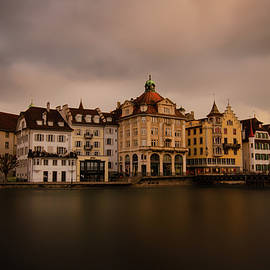 Lucerne, Switzerland by Imi Koetz
