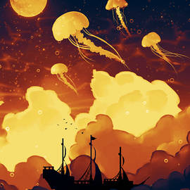 Lucid Voyage by Leslie Kay