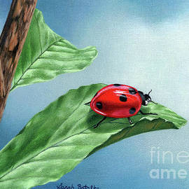 Luck Be A Ladybug by Sarah Batalka