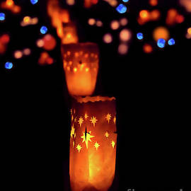 Luminarias by Susan Warren