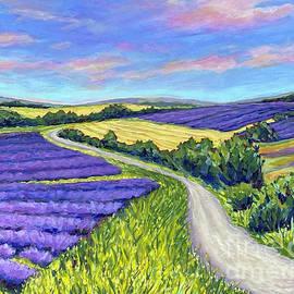 Lush Lavender by Tricia Lesky