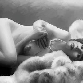 Lusty Pleasures BW by Shelby