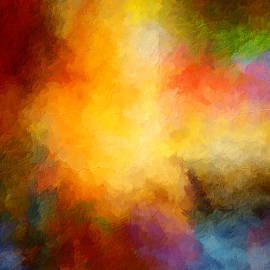 Luz - Colorful abstract by Western Exposure