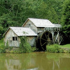 Mabry Mill 2 - Across The Pond by Daniel Beard