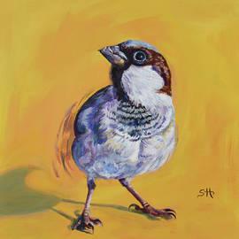 Macarena Bird by Sandy Herrault