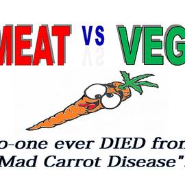 Mad Carrot Disease by Andy Greaves