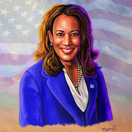 Madam Vice President by Anthony Mwangi