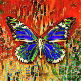 Madame Butterfly by Tina LeCour