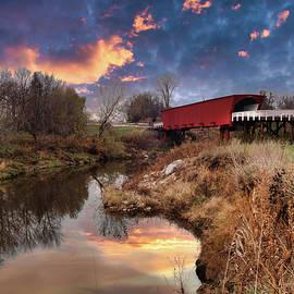 Madison County Bridge by Randall Branham