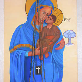 Madonna and Child by Jerry Griffin