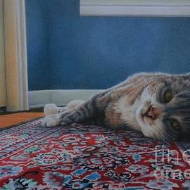 Magic Carpet Ride by Pamela Clements