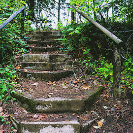 Magic Stairs by Peggy McCormick