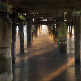 Magic Under the Pier by Laurie Search