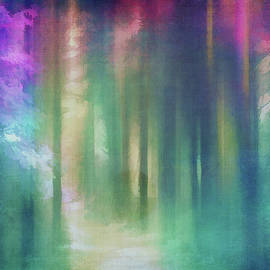 Magical Forest by Terry Davis