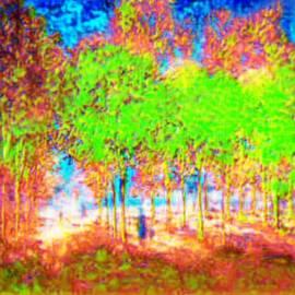 Magicwood #11 by Israel Lomovasky