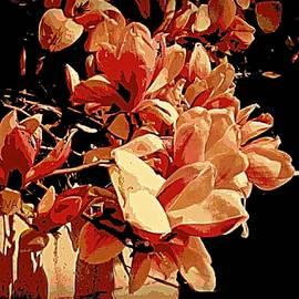 Magnolia Moderne  by VIVA Anderson