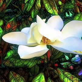 Magnolia Mosaic by Christina Ford