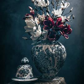 Magnolia Stillife by Steffen Gierok