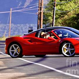 Magnum PI Ferrari by Craig Wood