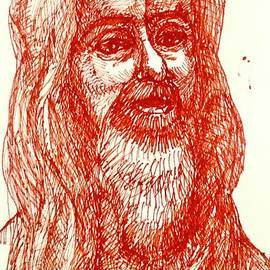 Maharishi Mahesh Yogi by Mike King