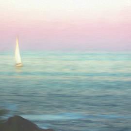 Atlantic Coast Pre-Sunset by Francis Sullivan