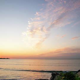 Maine Sunrise 1 by David Stasiak