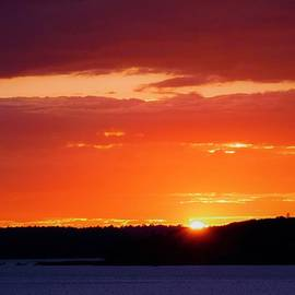 - Maine Sunset